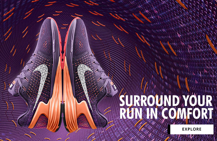 b12c1bead1 Nike LunarGlide 7 & 6 Running Shoes | SportsShoes.com
