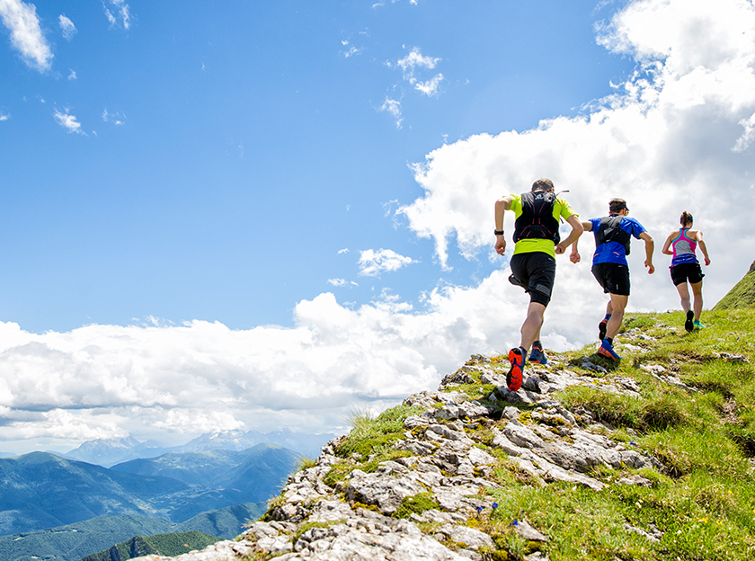 Best Trail Running Spots in the UK