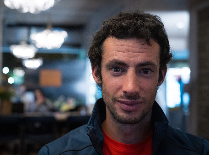 Kilian Jornet - Summits of my Life Interview