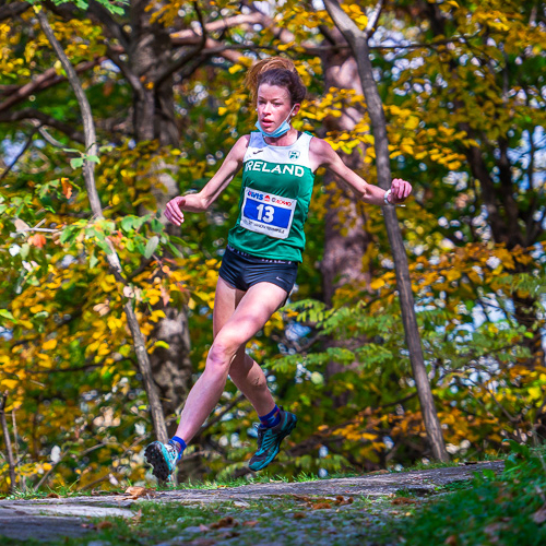 Hill Training for Trail Runners with Sarah McCormack