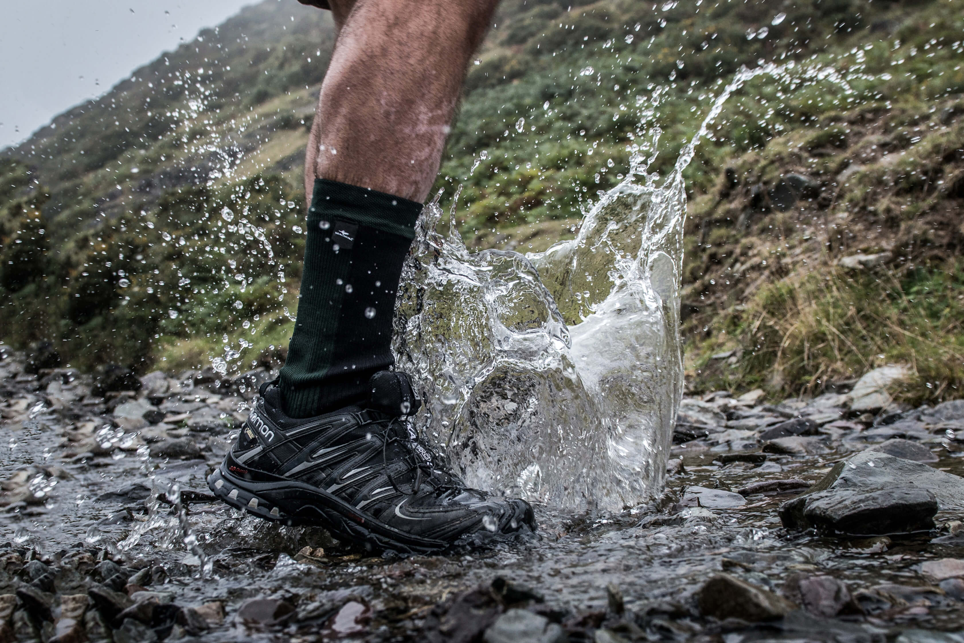 Everything You Need to Know About Your Trail Socks