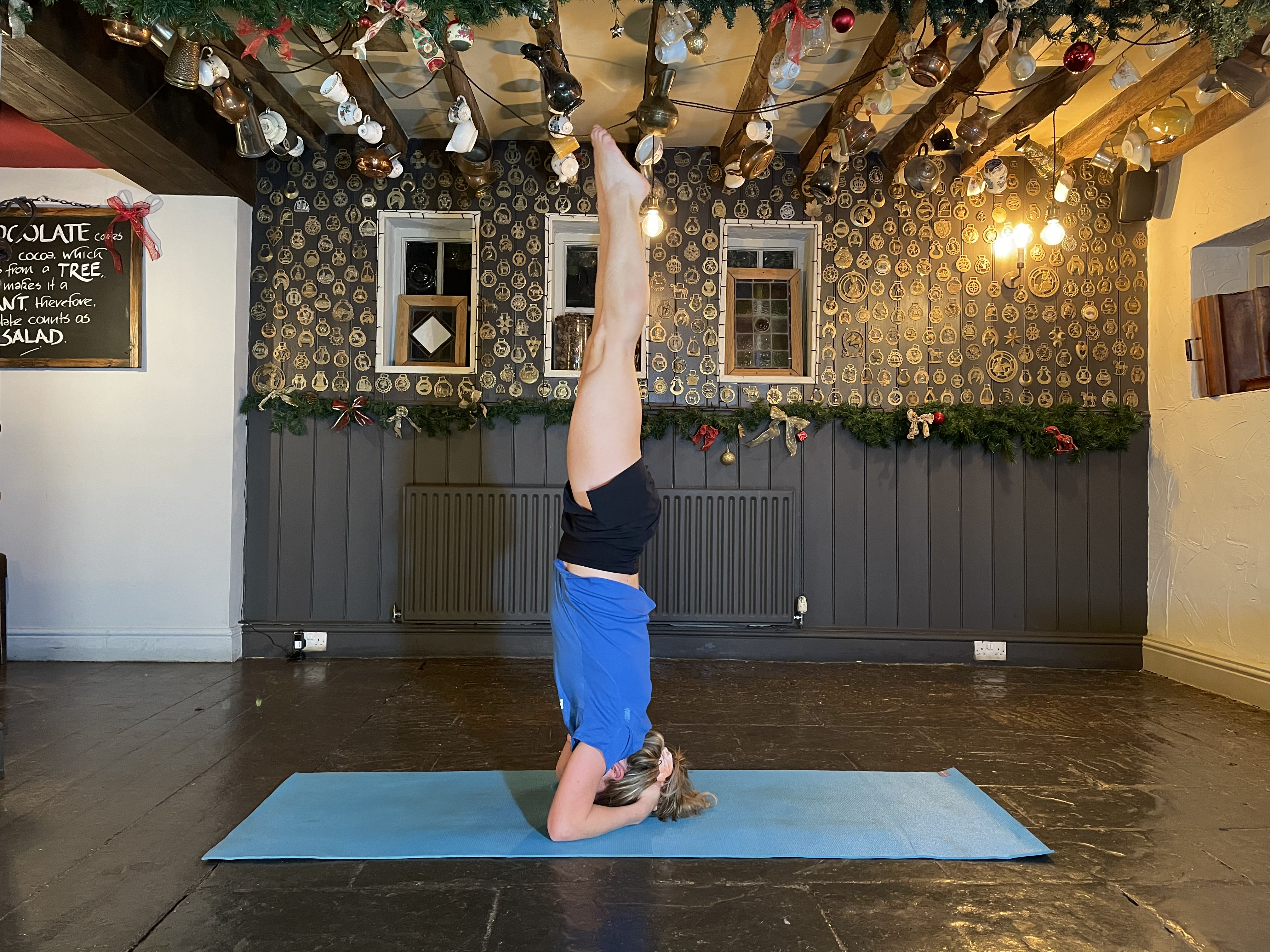 Headstand Pose image